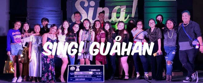 The Sing! Guahan competition