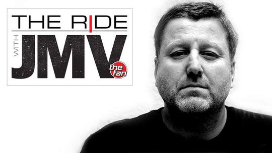 """The Ride with JMV is the last local drive-time sports radio show in Indianapolis. """"It makes all of us worse,"""" said host John Gliva of the void."""