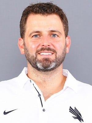 Purdue special teams coordinator Marty Biagi