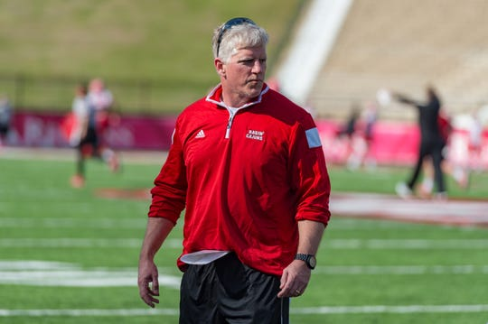 Defensive coordinator Ron Roberts is leaving UL, reportedly for Baylor.