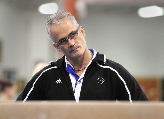 John Geddert in December 2011.
