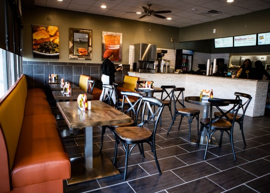 Southern Hands Home Style Cooking, at 1811 Kirby Parkway, celebrated its grand openingJan. 21.