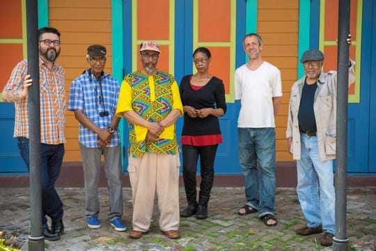 Avant-jazz group the Dopolarians play The Green Room on Friday.