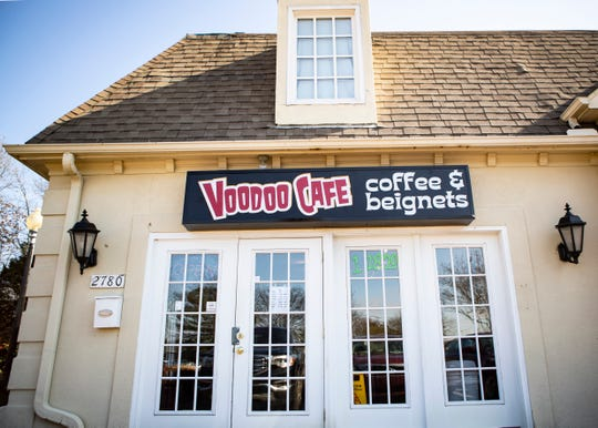 Voodoo Cafe is at 2780 Bartlett Blvd.