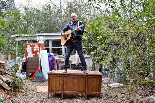 Tyler Keith and the Apostles headline a Goner Records night at Hernando's Hideway on Friday.
