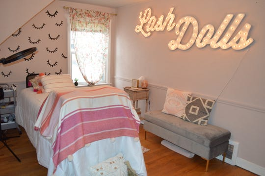 Lash Dolls Milwaukee is located at 5551 S. 108th St., Hales Corners.