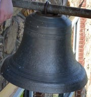 Thieves recently stole the historic school bell from Salem's Old Main building.