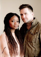 Ruby Amanfu and Sam Ashworth