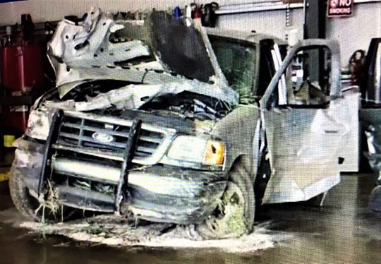 A 2016 automobile accident left Tabitha Hardy seriously injured.