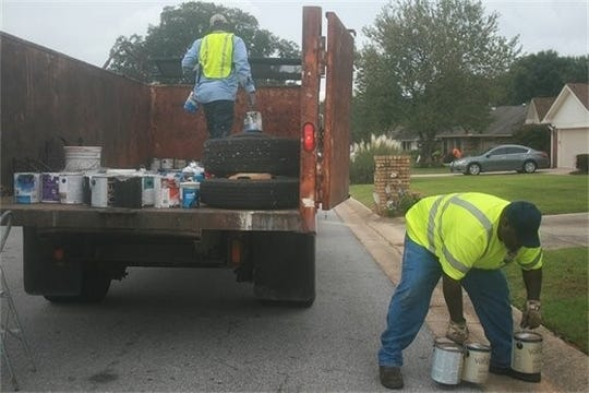 Next Mayor's Neighborhood Cleanup set for downtown area.