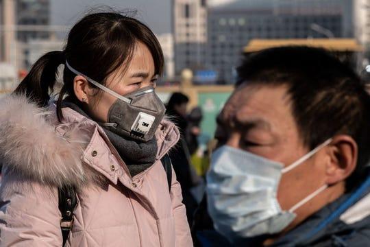 China en alerta por brote de nuevo virus.