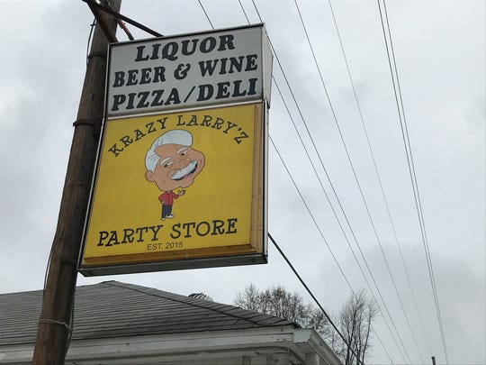 Krazy Larry'z at 8216 Lakeshore Road in Worth Township closed permanently on  Jan. 19, 2020.