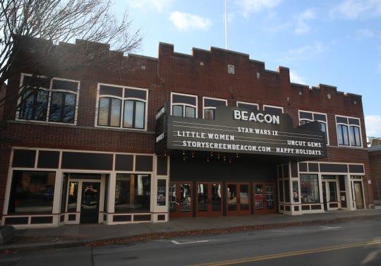 Story Screen Beacon Theater on Main Street in Beacon on January 15, 2020.