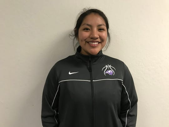 Autumn Wadsworth missed most of her junior season, but is helping the Cougars remain on top in Northern Nevada girls basketball.