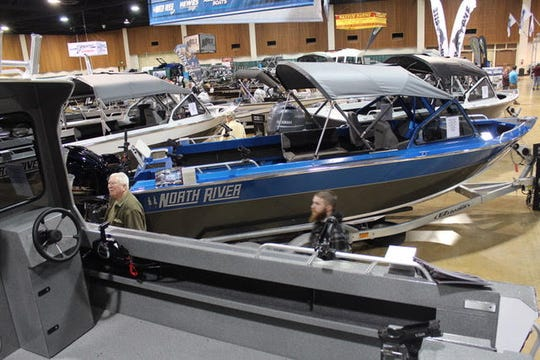 The KEZI Eugene Boat & Sportsmen's Show from Jan. 31 through Feb. 2 at the Lane County Convention Center will really float your boat, and a whole lot more.
