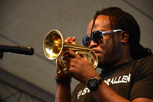 New Orleans touring act Shamarr Allen & the Underdogs will play the Milton Theatre at 8 p.m. Friday, Jan. 24. Tickets are $10 and $15.