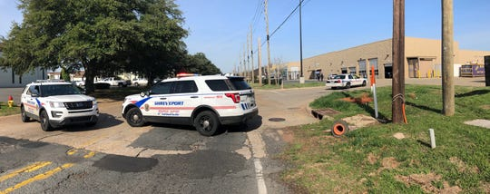 The Walmart on Shreveport-Barksdale Highway was evacuated Tuesday, Jan. 21, 2020, after a bomb threat was made.
