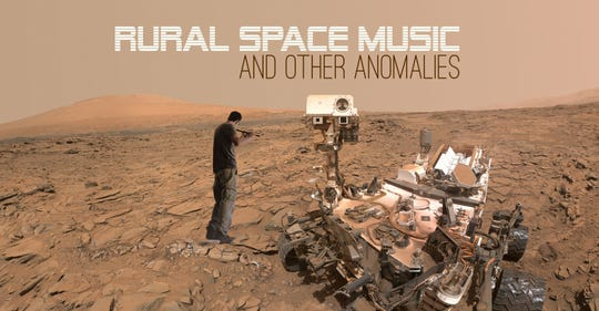 """Michael Futreal will perform in """"Rural Space Music and Anomalies"""" from 7 p.m. to 8 p.m. Jan. 23 at Central Artstation in Shreveport."""