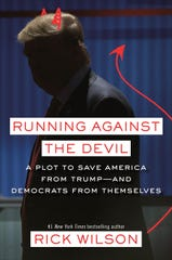 """Rick Wilson is the author of """"Running Against the Devil."""""""