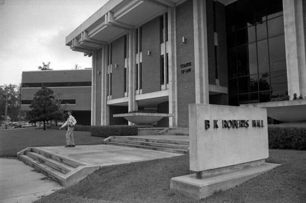 B.K. Roberts Hall at Florida State University in Tallahassee, Florida, 1986.