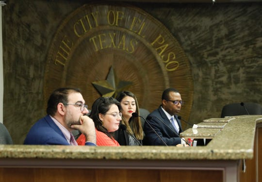 The El Paso City Council voted to change the 'code of conduct' during Tuesday's meeting.