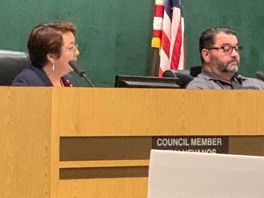 Simi Valley City Council members Ruth Luevanos and Mike Judge, who frequently clash on issues, were the only council members to vote for her motion to always fill council vacancies by special election rather than appointment.