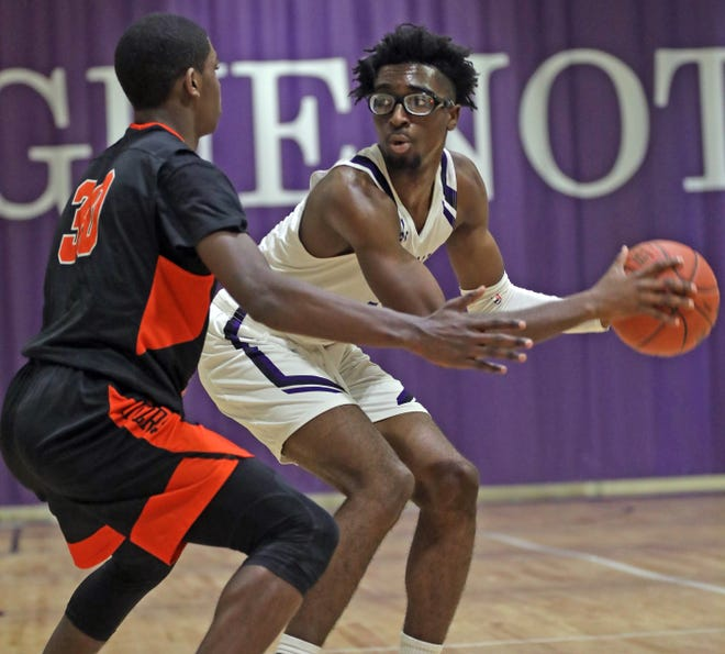 New Rochelle junior Promise Opurum is seeing a surge in Division I recruiting interest during quarantine.