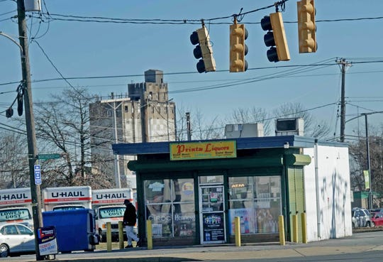 Printz Liquors on Northeast Blvd.