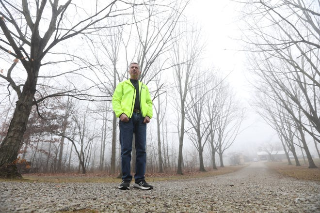 Herb Michel and his brother Bob, both graduates of Rosecrans High School, have been running marathons and ultra marathons for more than 20 years.