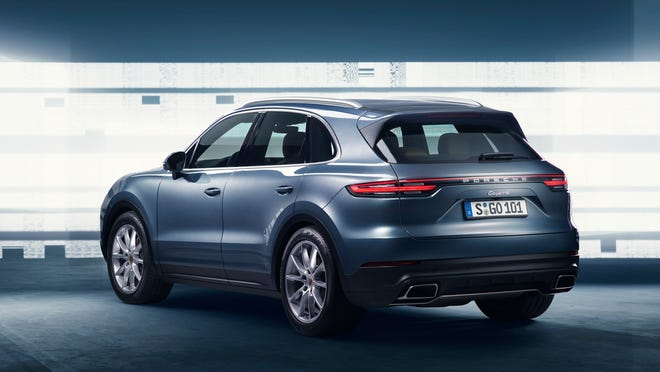 Porsche Cayenne Macan How Company Transformed Itself Into Suv Maker