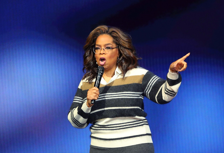 Oprah Winfrey Breaks Silence On  U0026 39 American Dirt U0026 39  Controversy