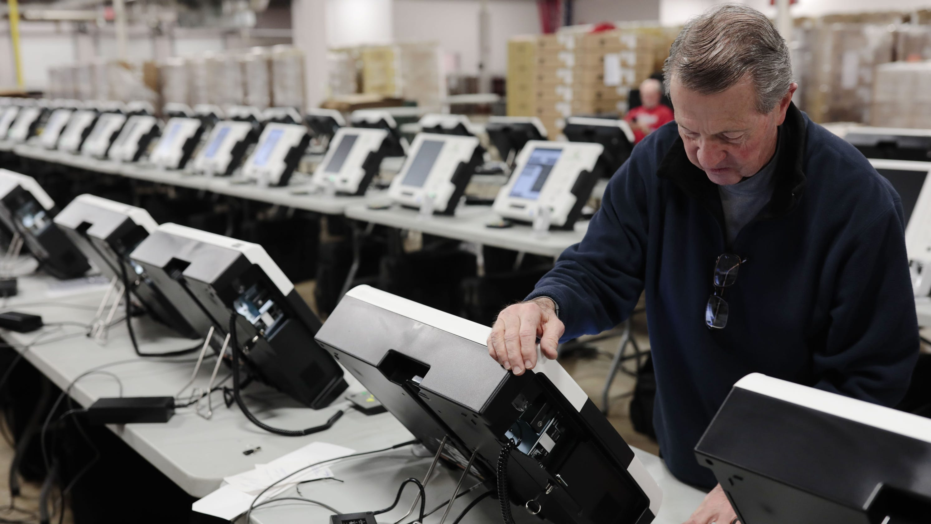 Fact check: False claim that electronic voting software companies Dominion and Smartmatic have closed