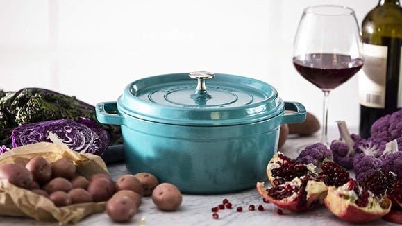 A Staub looks gorgeous in every kitchen.