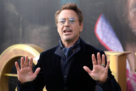 """Robert Downey Jr. reflects on his role in """"Tropic Thunder."""""""