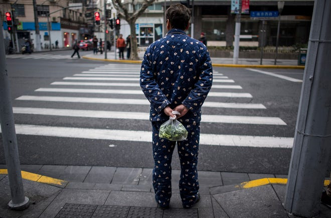 """What goes over in Shanghai may not cut it in Suzhou, where going out in public in your jammies is regarded as """"uncivilized behavior."""""""
