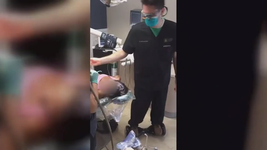 Dentist who pulled teeth while riding hoverboard convicted of fraud
