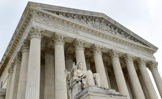 The U.S. Supreme Court in Washington DC. (AP Photo/Susan Walsh)