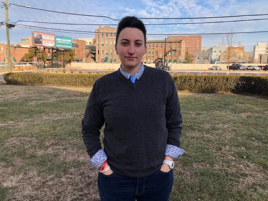 Amanda Breaud, a former supervisor at Applebee's, is suing the restaurant chain, claiming she was fired after kicking out a customer who was making anti-Muslim comments.