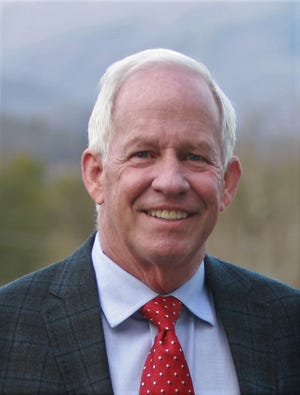 Chuck Archerd, a Republican, of Asheville