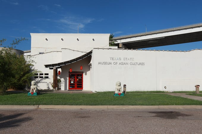The Texas State Museum of Asian Cultures was founded by Corpus Christi resident Billie Trimble Chandler as the Japanese Art Museum in 1973. The original location was on South Staples Street.