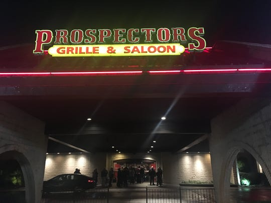 Prospectors Grille & Saloon in Mount Laurel is hosting a patio party for the Super Bowl. Must be 21 or older to join the party.