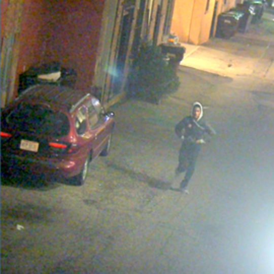 If you know this person, call Crime Stoppers at (513) 352-3040.