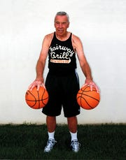 Former high school center Don Kleingers kept up an active lifestyle into his 80s