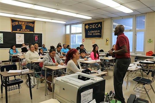 Plainfield Public Schools offers free classes on Saturdays.