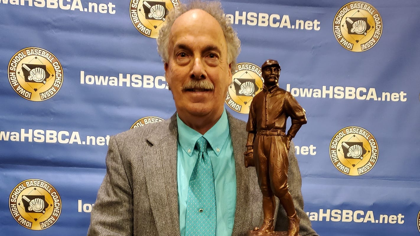 Former Carlisle coach earns Hall of Fame honor for stellar high school pitching career