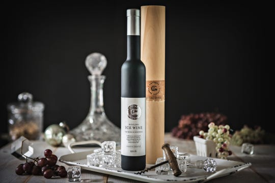 Chateau Grand Traverse's 2016 Riesling Ice Wine won Best of Class in the ice wine category at the 2018 Michigan Wine Competition.