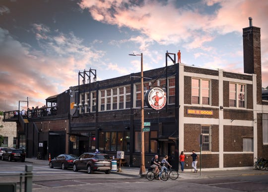 Detroit's Atwater Brewery has joined Tenth and Blake, the craft beer division of Molson Coors.