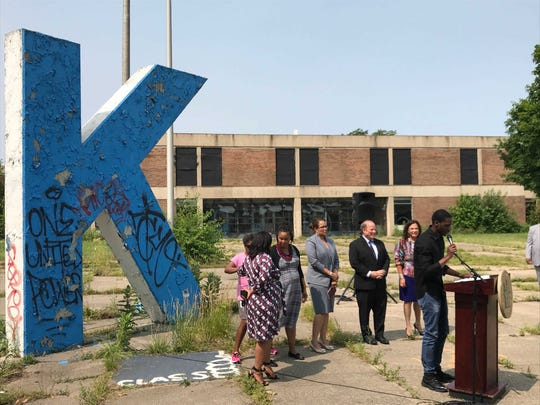 Dakkota Integrated Systems announced in July its plan to build a factory on the site of the former Kettering High School and Rose Elementary School in Detroit.
