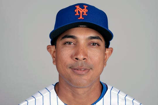 The Mets are set to name Luis Rojas as their new manager.