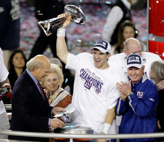 Eli Manning, who led the Giants to two Super Bowls in a 16-year career that saw him set almost every team passing record, has retired. The Giants said that Manning would formally announce his retirement on Friday.